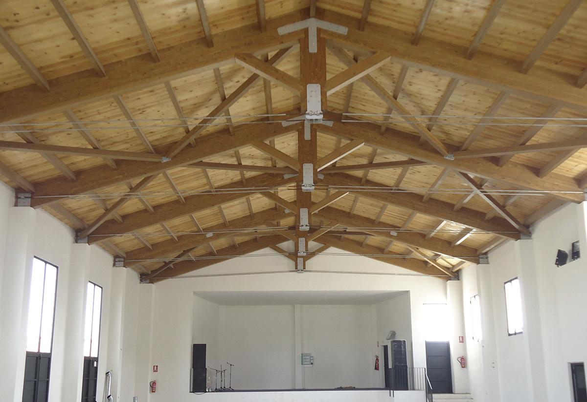 Sebastia | Estructuras en madera - Sebastia